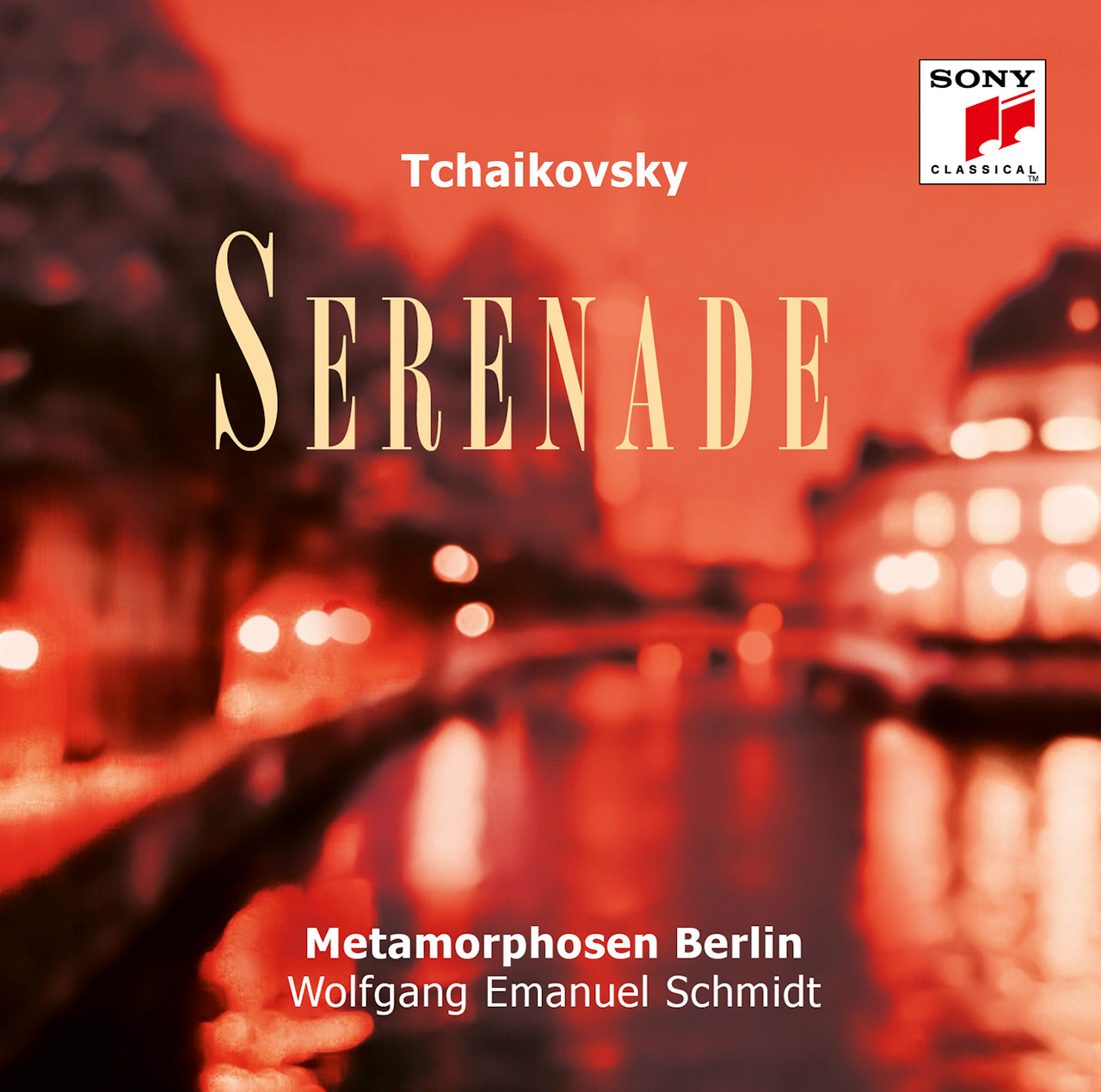 CD Cover 'Serenade'