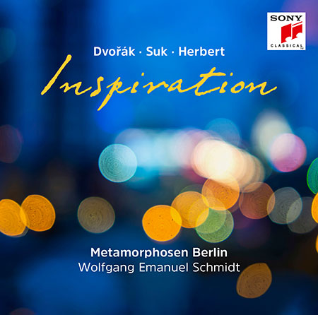 CD Cover 'Inspiriation'